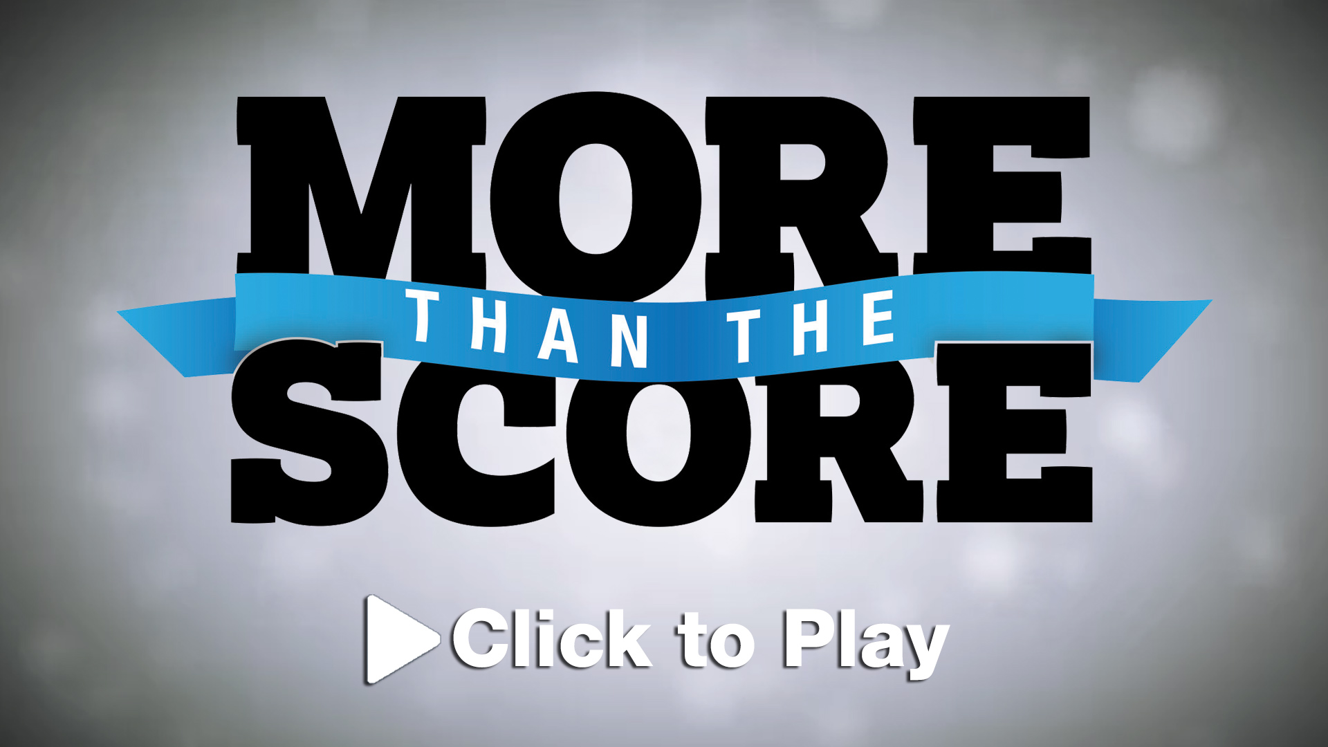 Watch this week's More than the Score on http://www.morethanthescore.tv!